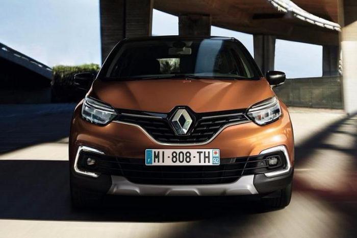 specyfikacje Renault Captur