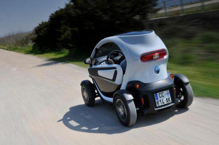 renault twizy specifiche