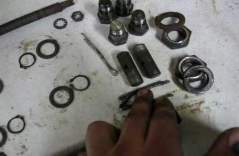 riparazione del martinetto idraulico fai-da-te
