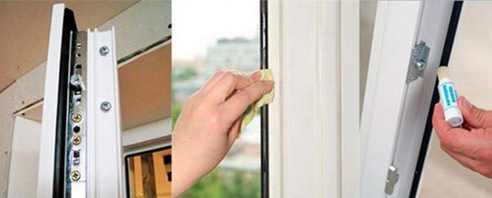 zamjena plastike za podešavanje prozora