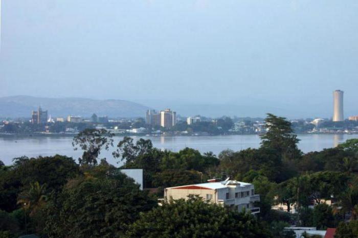 Столица на Република Конго