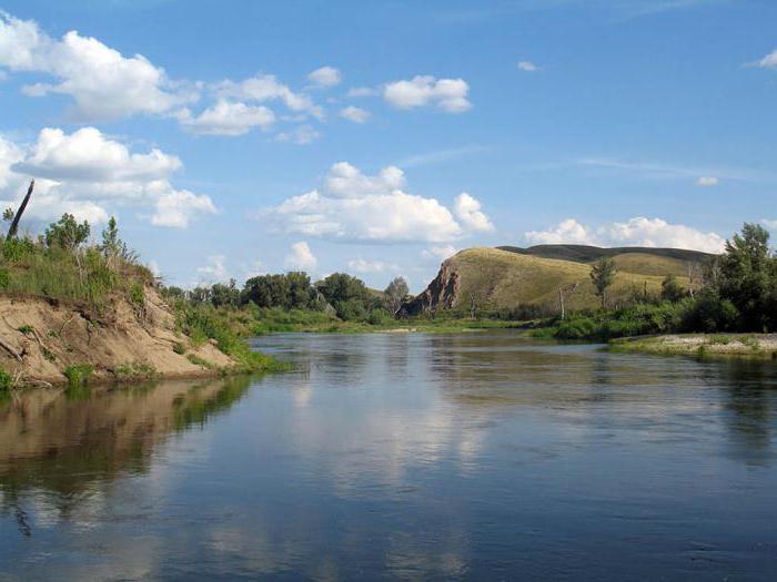 Оренбургски резерват степа