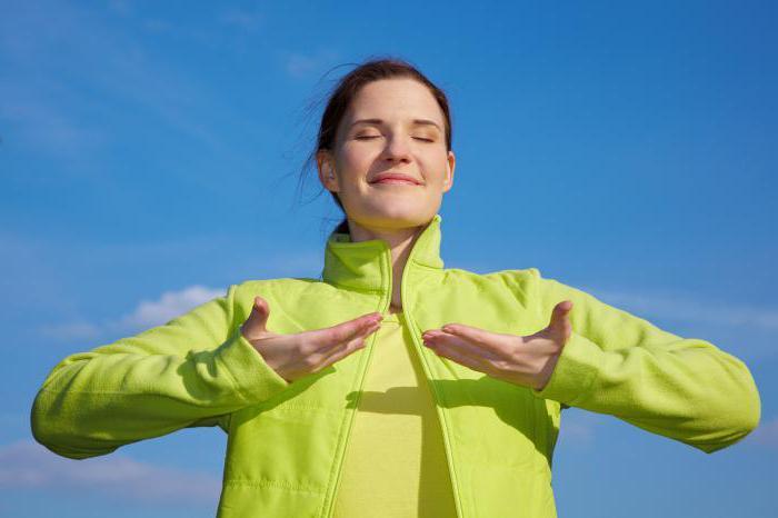 вежбе дисања за преглед мршављења