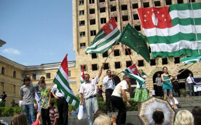 vremenska prognoza za rujan u Abhaziji
