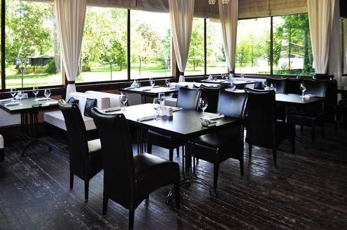 Restaurace Seryabny Bor
