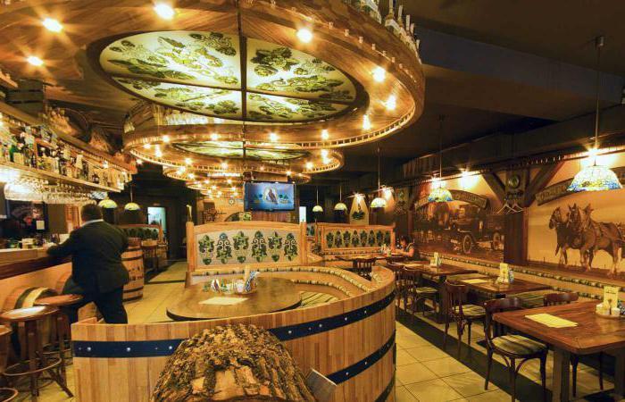 restorana u Kalinjingradu