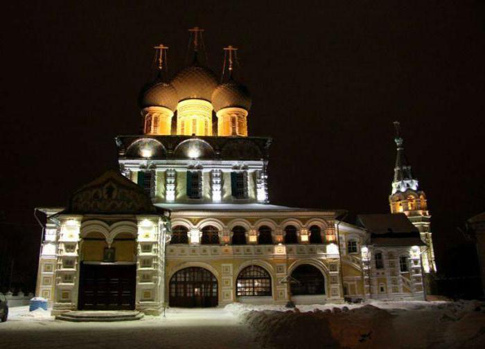 Foto di Tutayev Resurrection Cathedral