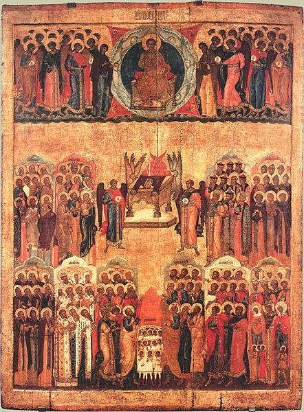 Иконе светаца и њихово значење