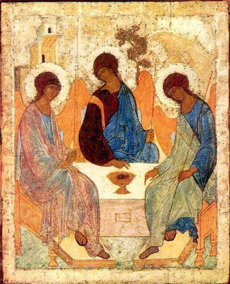 Икона Свете Матроне