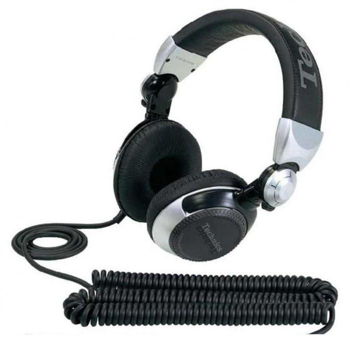 техника слушалице