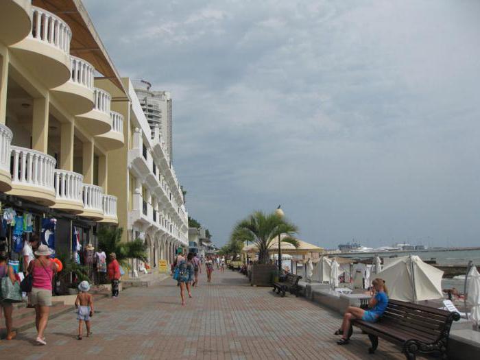 zrobić zdjęcie plaży i promenady