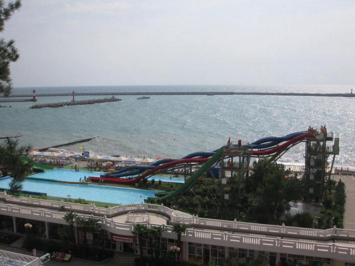 Park wodny Sochi Embankment