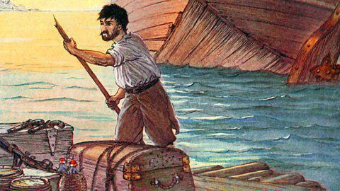 recensioni del libro Robinson Crusoe