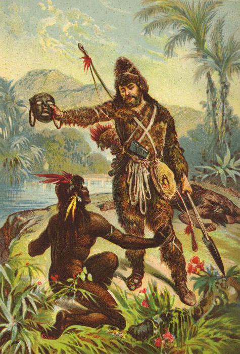 breve recensione del libro Robinson Crusoe
