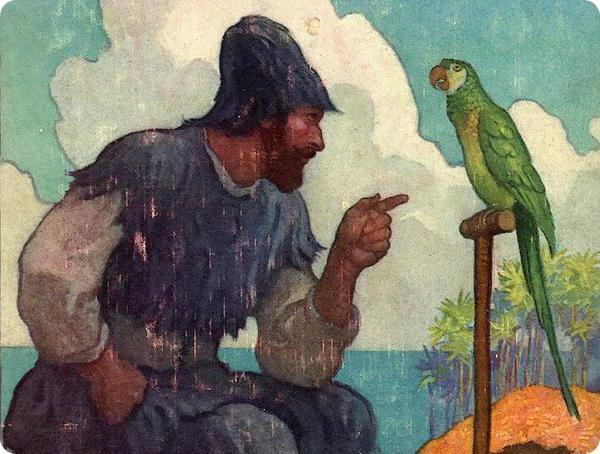 Recensione del libro di Daniel Debo Robinson Crusoe