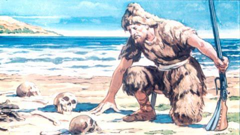 recensione sul libro Robinson Crusoe