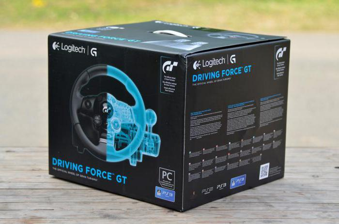 logitech driving force gt tuning