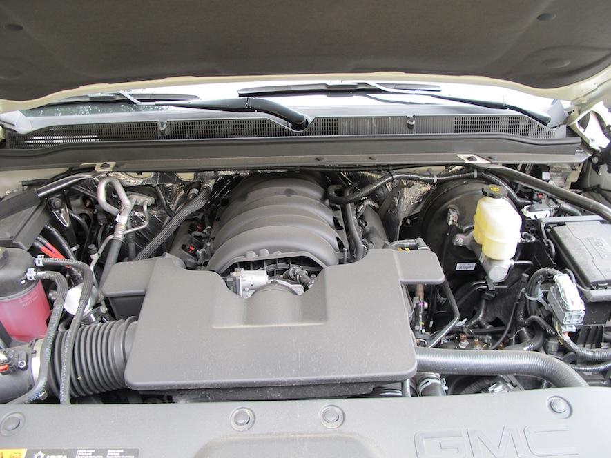 gmc yukon двигател