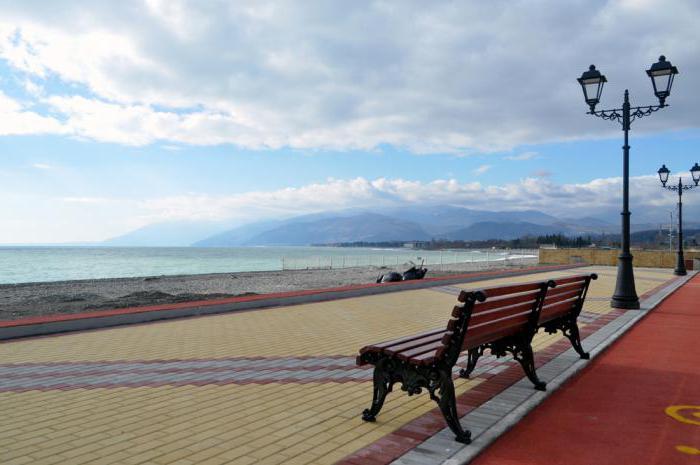 vacanze in estate in abkhazia