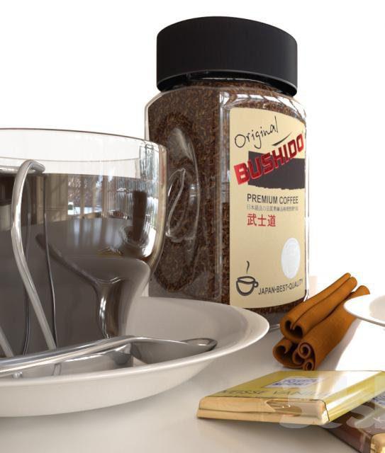 opis kave bushido