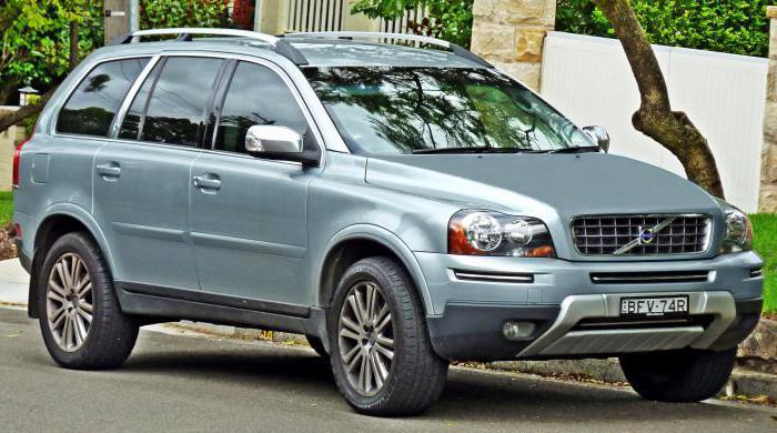 Ocjene vlasnika Volvo xc90