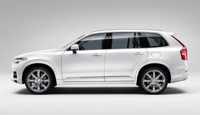 Volvo xc90 pregledava potrošače goriva