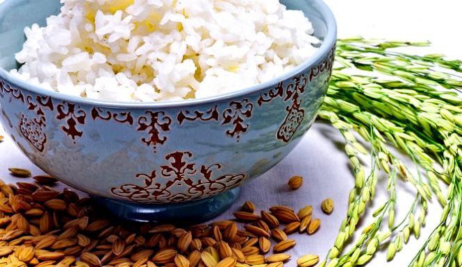 Dieta ryżowa 5 tomów recenzji