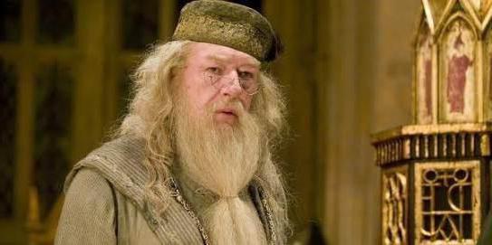dumbledore uloga Richarda Harrisa