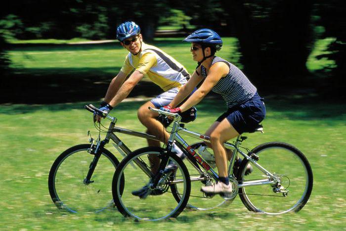 Benefici ciclistici