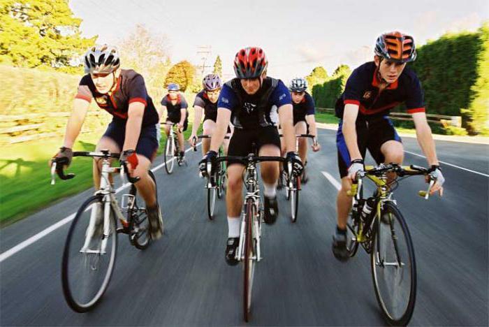 ciclismo calorico