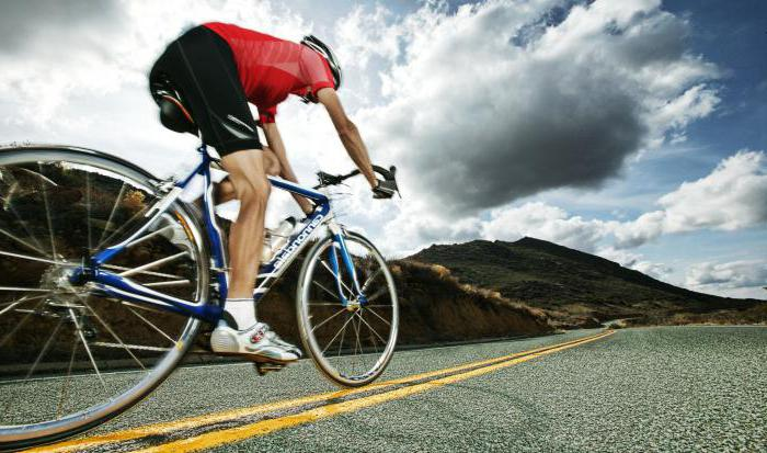 ciclismo per perdita di peso