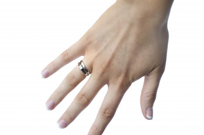 Звони на левом прстену