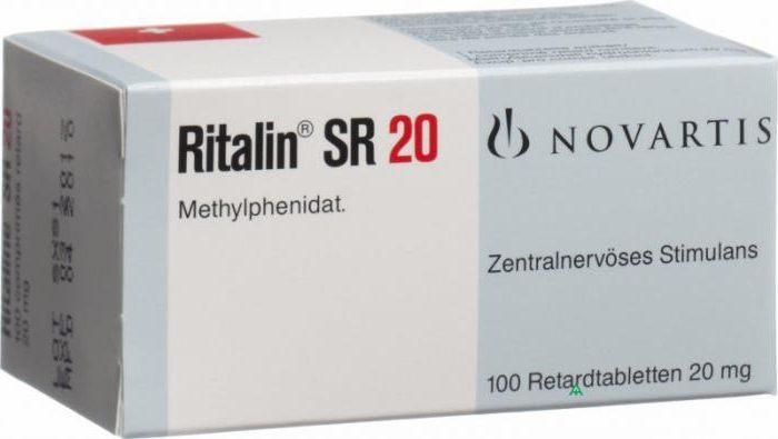 Il Ritalin è