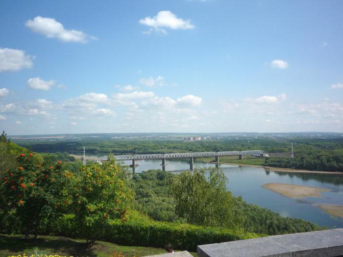 foto di fiume Ufa