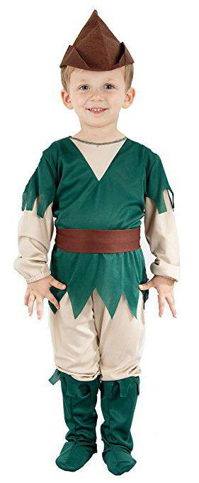 Robin Hood Suit