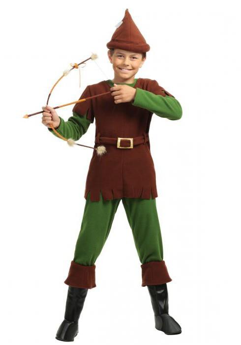 Robin Hood Costume di Capodanno