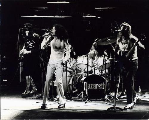 rock band nazareth