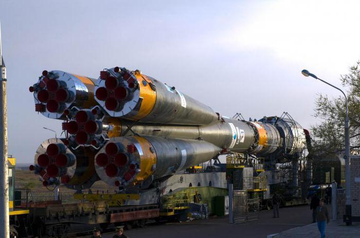 la massa totale del carrier rocket union è