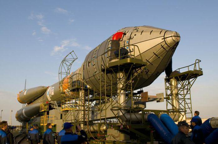 unione di lancio di razzi