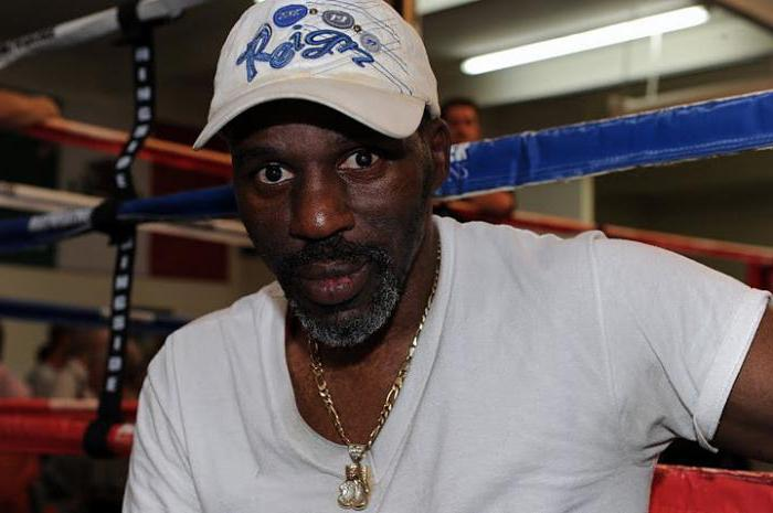 Roger Mayweather combatte