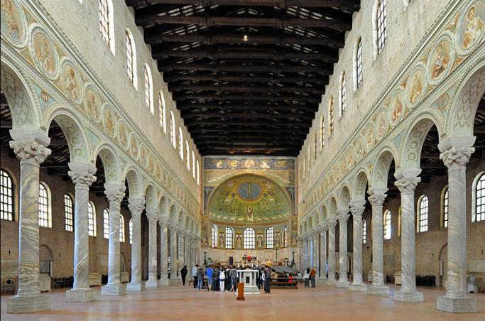 Романска и готическа архитектура
