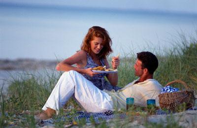appuntamento romantico per due