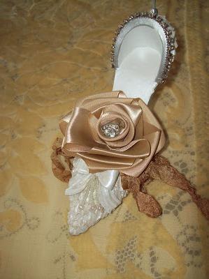 majstorski razred ruža satenskih vrpci