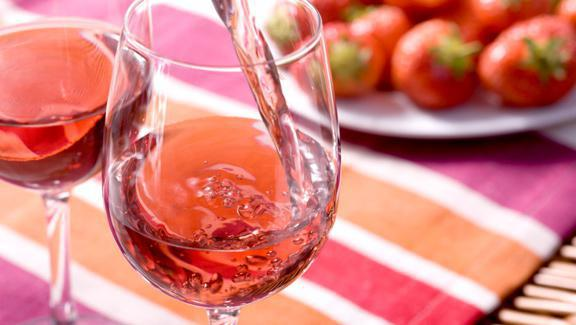 vini da tavola rosati