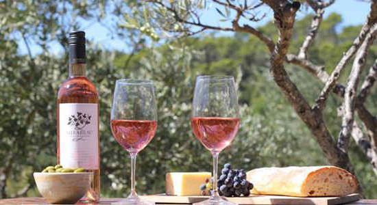 ružičasta vina
