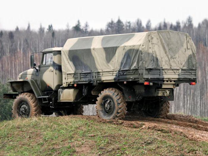 Motore Ural 43206