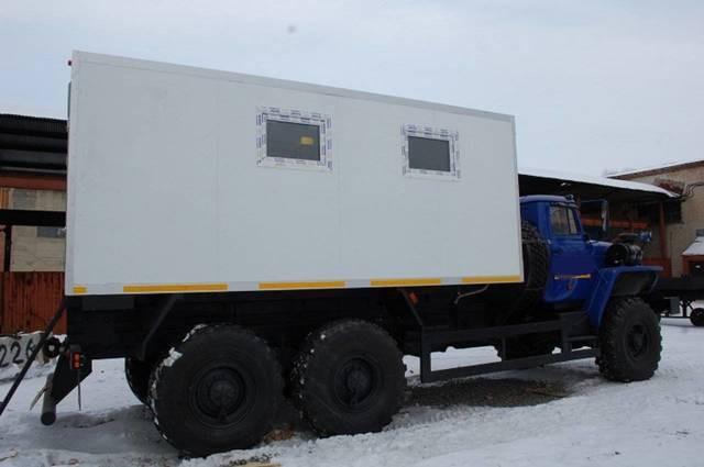 теренски камион