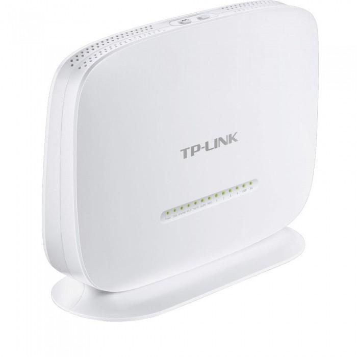 router di collegamento tp