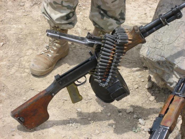 Uređaj za strojnicu RPD-44