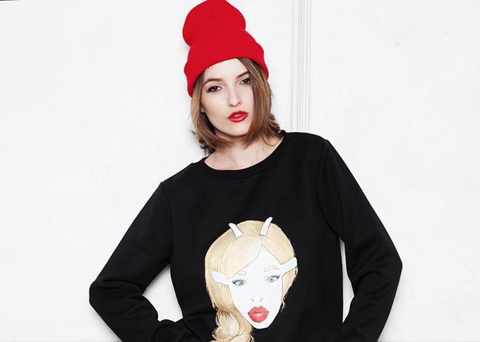 Alena Ruban Supermodel